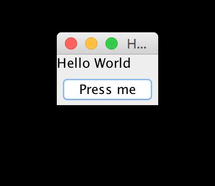 Swing GUI   Java   Andrew's Tutorials