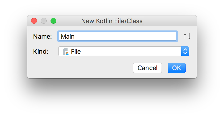 Net Kotlin file dialogue box
